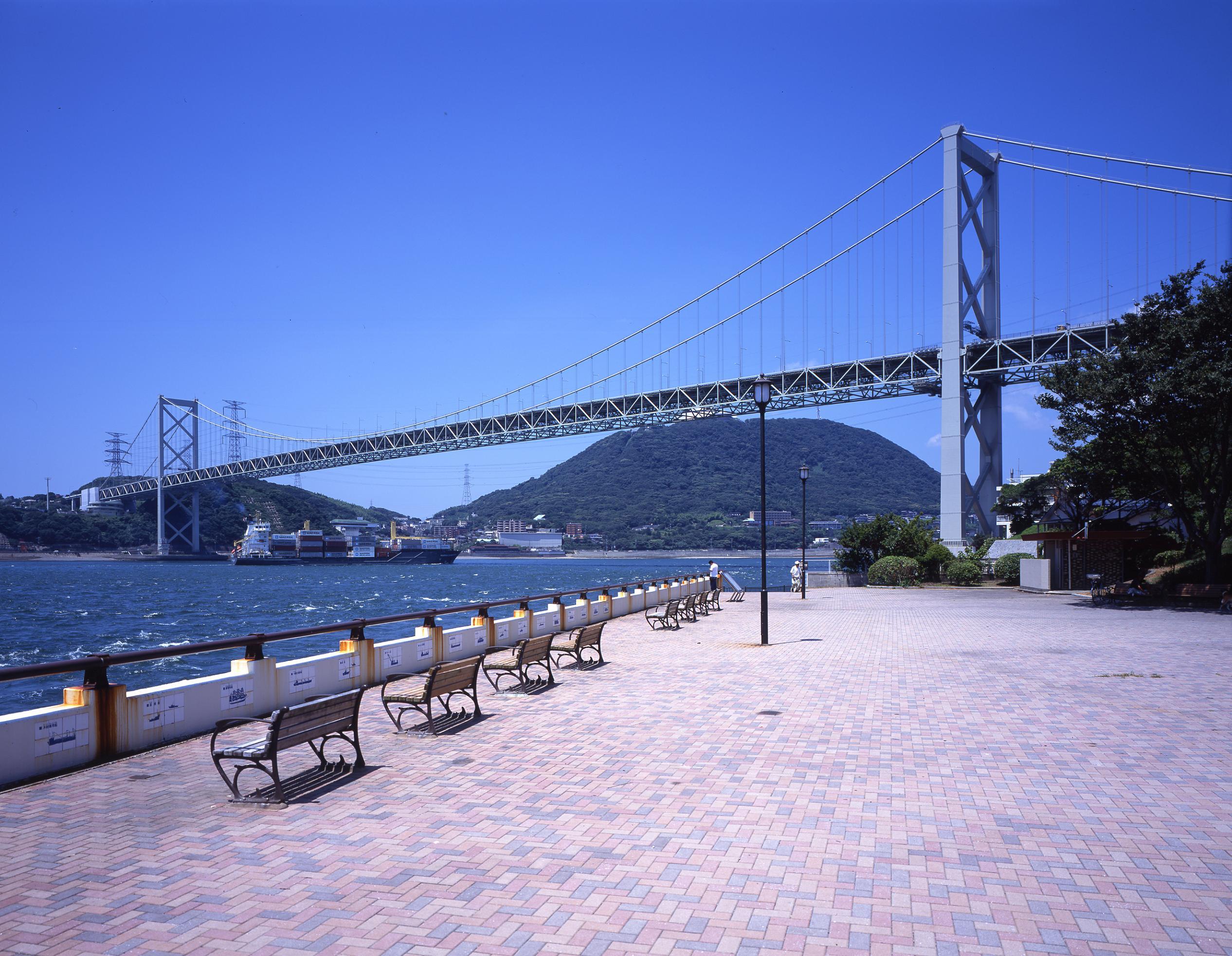 関門橋(高速道路)