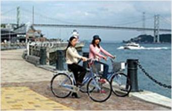 海峡レンタサイクル